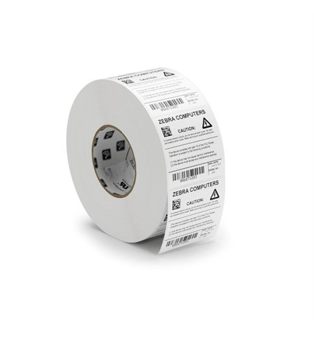RECEIPT, PAPER, 80MMX11M, DIRECT THERMAL, Z-PERFORM 1000D 80 RECEIPT, UNCOATED, 13MM CORE - 3012973