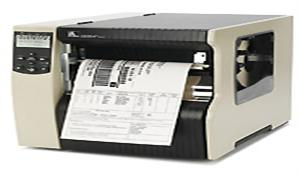 ZEBRA printer 220Xi4, 300dpi, PrintServer, STD