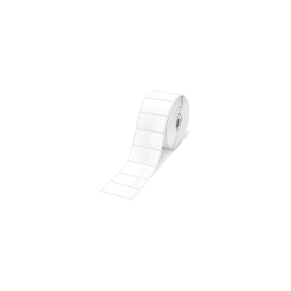 PE Matte Label  Die-cut Roll: 76mmx51mm,535ks