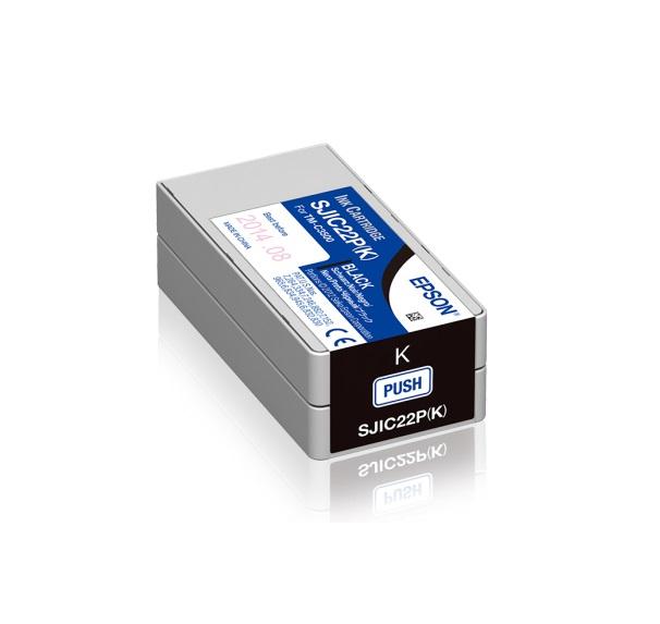 Ink cartridge for TM-C3500 (Black) - C33S020601