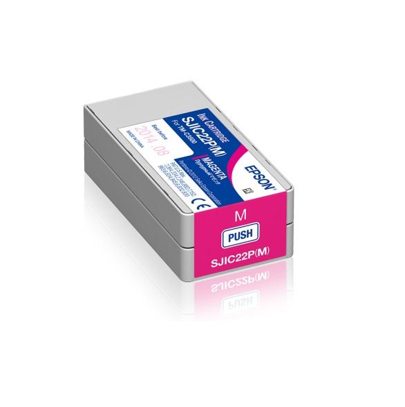 Ink cartridge for TM-C3500 (Magenta) - C33S020603