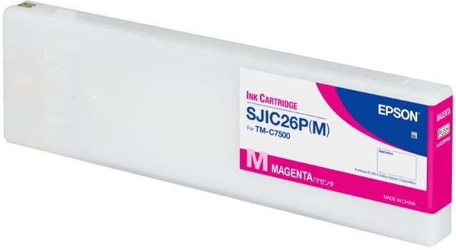 Ink cartridge for C7500 (Magenta) - C33S020620