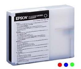 EPSON - ink ctrg červená pro TM-J2100