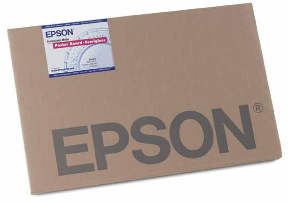 EPSON Poster Board Semigloss B1 (5listů)