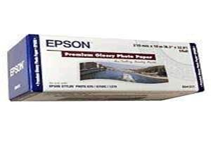 EPSON Premium Glossy Photo Paper Roll 210mm x 10m