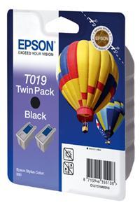EPSON Ink ctrg černá pro SC880 (doublepack) T0194