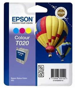 EPSON Ink ctrg barevná pro SC880 T0204