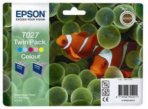 EPSON ink barevná SP810/830/925/935 2 pack T0274