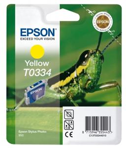 EPSON Ink ctrg yellow pro Stylus Photo 950(T0334) - obr.1
