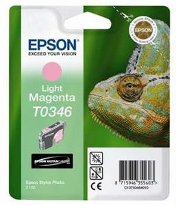 EPSON Ink ctrg light magenta pro SP 2100 (T0346)