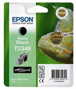 EPSON Ink ctrg matně černá pro SP 2100 (T0348)