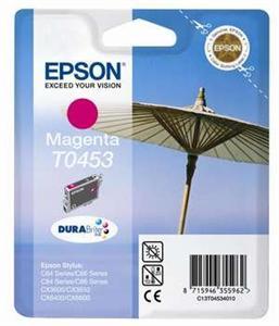 EPSON magenta 64/C66/C84/C86/CX3650/CX640(T0453)