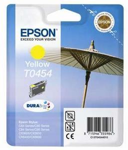 EPSON yellow C64/C66/C84/C86/CX3650/CX6400(T0454)