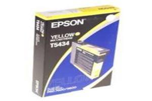Epson T543 Yellow Ink Cartridge (110ml)