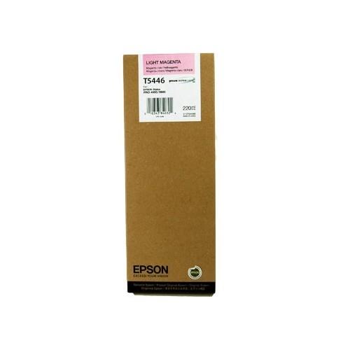 Epson T544 Magenta Ink Cartridge (220ml)