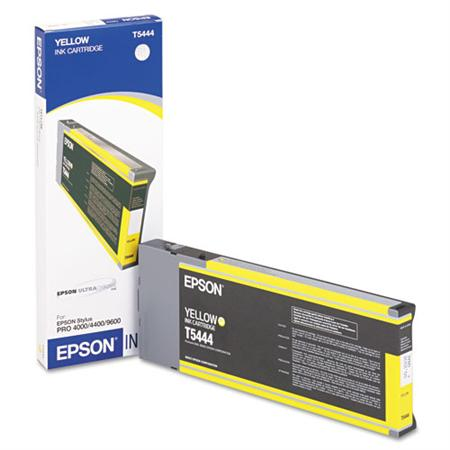 Epson T544 Yellow Ink Cartridge (220ml)