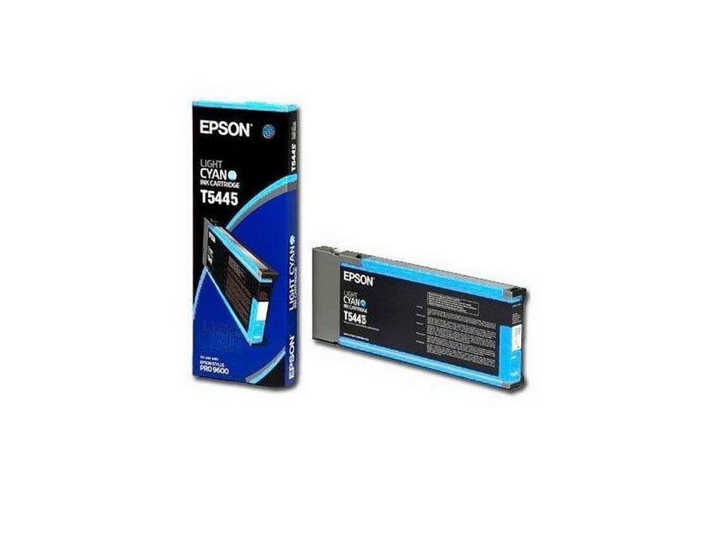 Epson T544 Light Cyan Ink Cartridge (220ml)