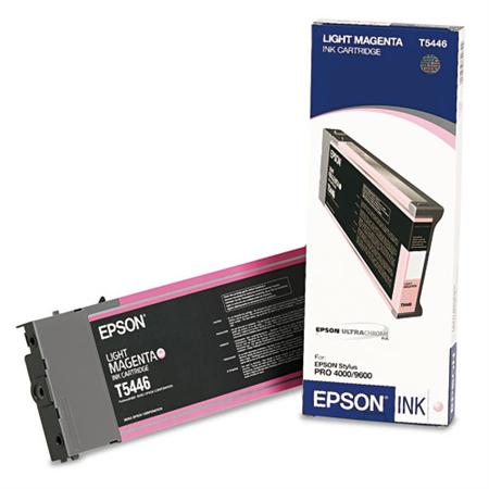 Epson T544 Light Magenta Ink Cartridge (220ml)