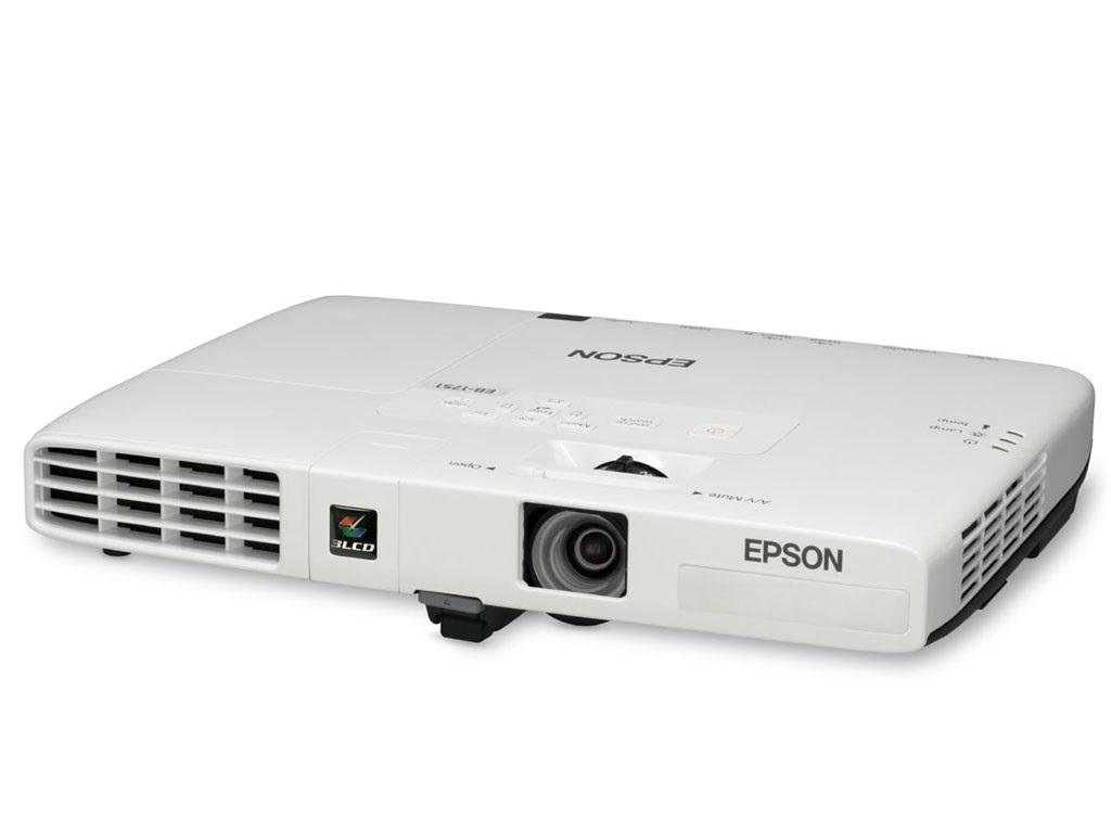 3LCD EPSON EB-1751 XGA 2600 Ansi