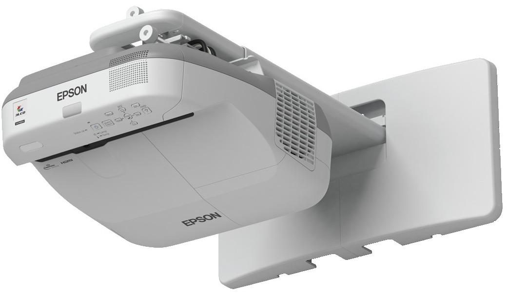 3LCD Epson EB-570 XGA 2700 Ansi 10000:1