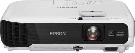 3LCD Epson EB-W04 WXGA 3000 Ansi 15000:1