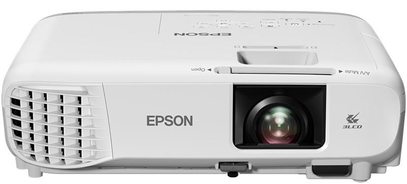 3LCD EPSON EB-S39, SVGA, 3300 Ansi, 15000:1