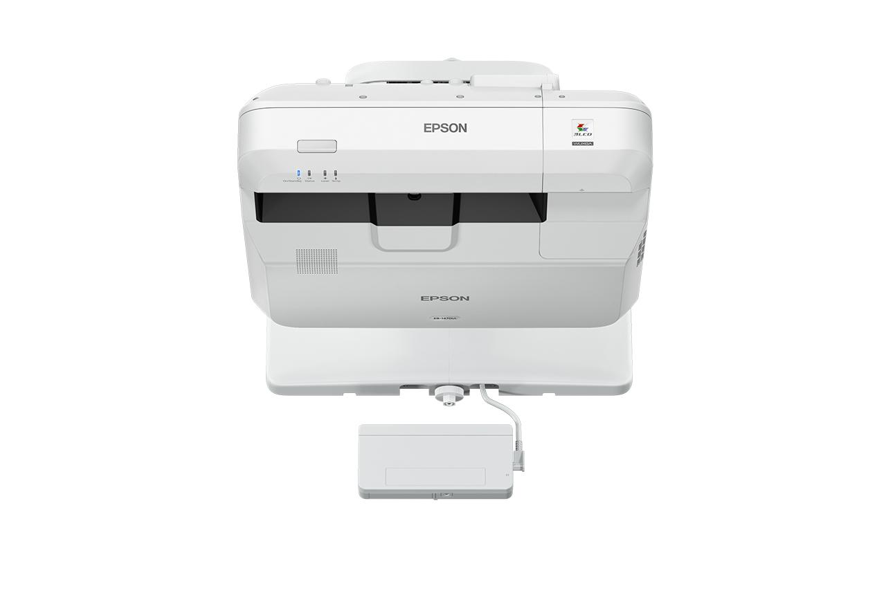 3LCD EPSON EB-1470Ui WUXGA 4000 Ansi 2500000:1