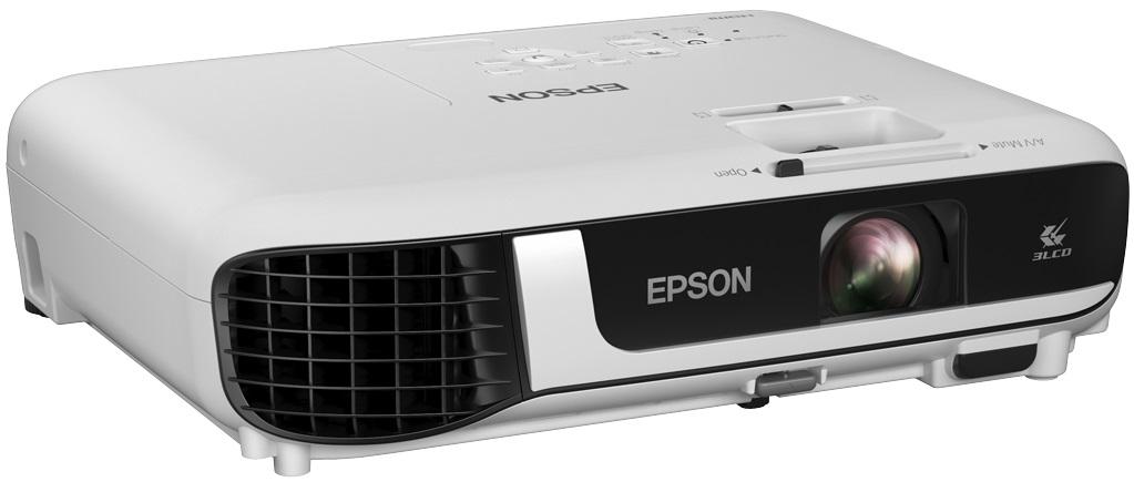 EPSON EB-W51, 4000 Ansi,WXGA,16:10 - V11H977040