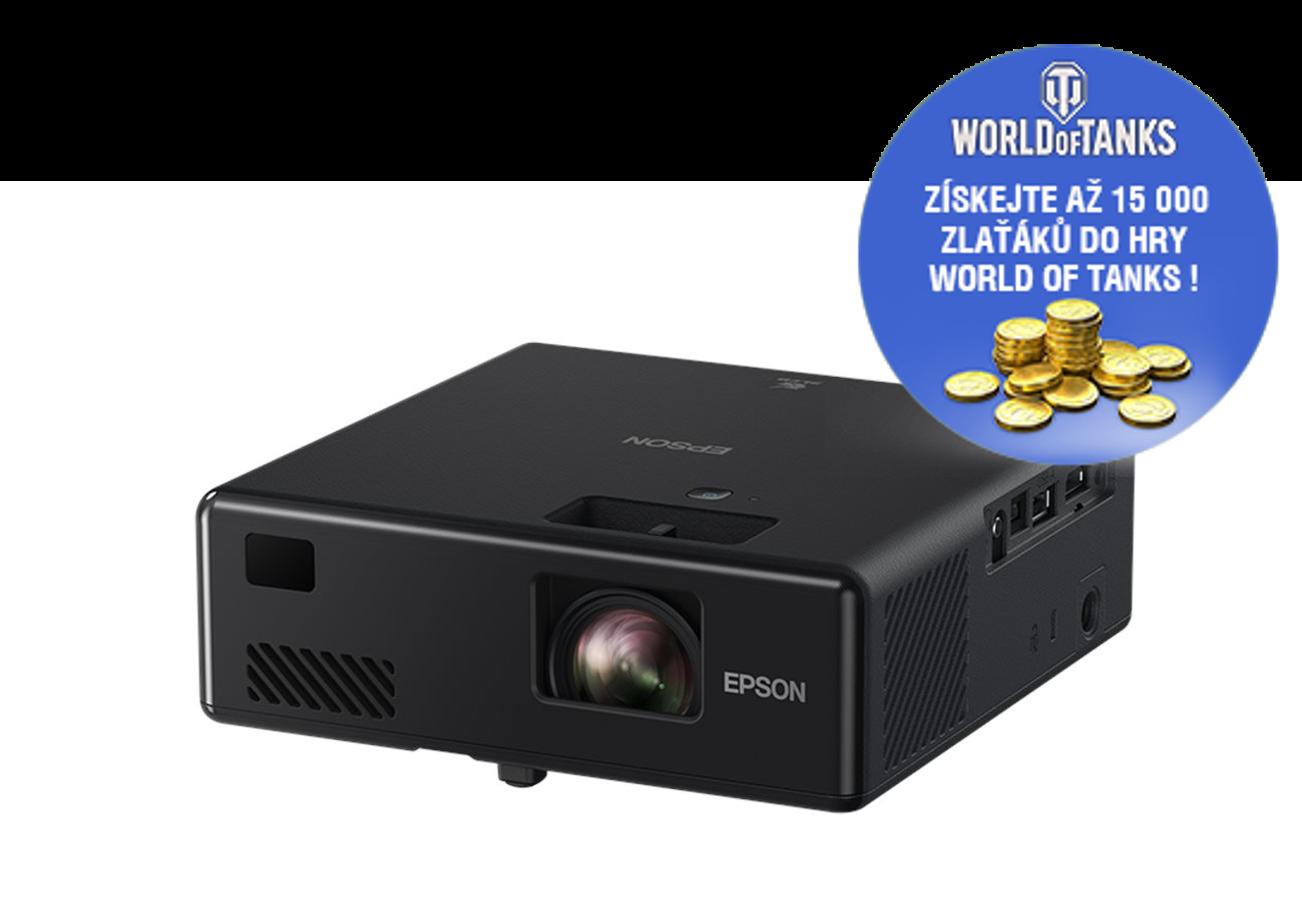 EPSON EF-11 1000lm FHD 2500000:1 - V11HA23040
