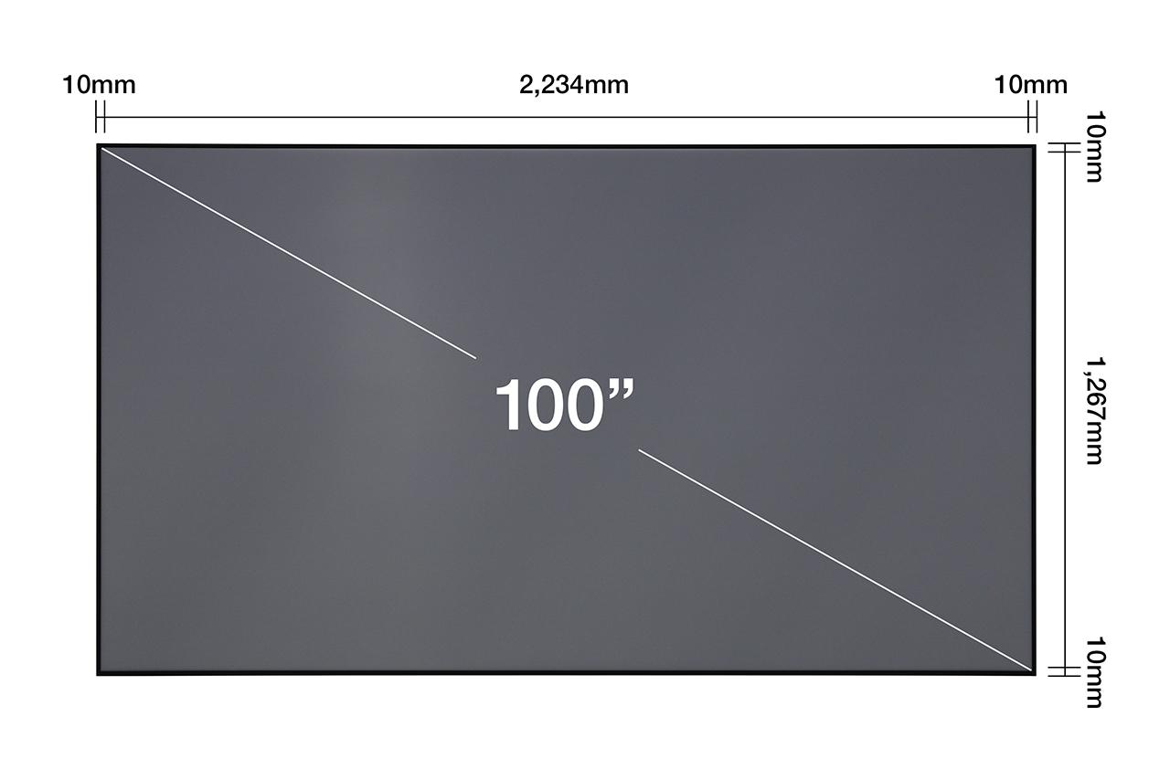 Epson plátno Laser TV 100'' Screen - ELPSC35 - V12H002AD0