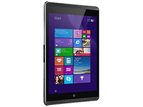 HP Pro Tablet 608 G1 T/Z8500/4GB/64GB/BT/WIFI/NFC/4G/W10Pro
