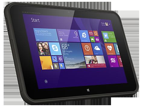 HP Pro Tablet 10 EE 10.1 HD/Z3735F/2G/32G/mHDMI/WIFI/3G/BT/MCR/1RServis/W10