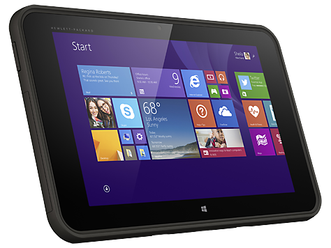 HP Pro Tablet 10 EE 10.1 HD/Z3735F/2G/32G/mHDMI/WIFI/3G/BT/MCR/1RServis/W10P+STYLUS