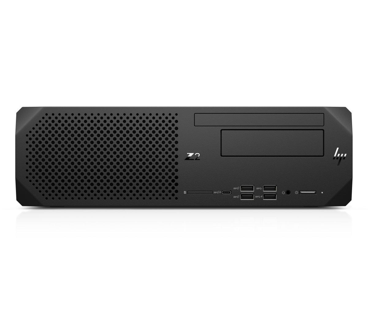 HP Z2 G5 SFF Workstation i9-10900/16GB/512SD/NVIDIA® Quadro® T2000-4GB/W10P/3NBD - 259J2EA#BCM