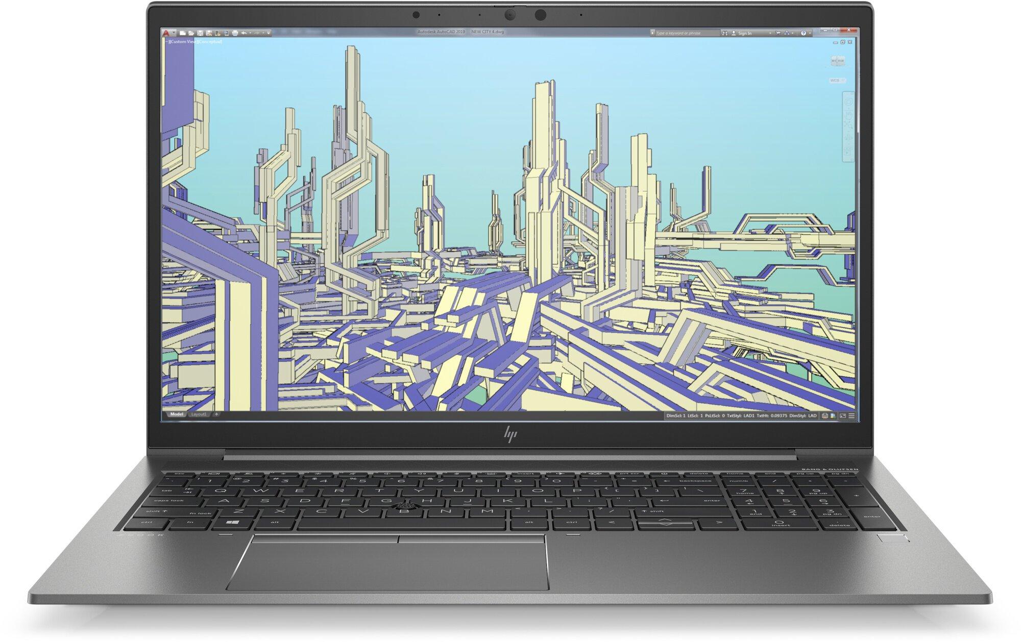 HP Zbook Firefly 15 G8 15,6'' UHD 400nts i7-1185G7/32GB/1TB/Nvidia Quadro T500-4GB/vPRO/W10P - 313P1EA#BCM