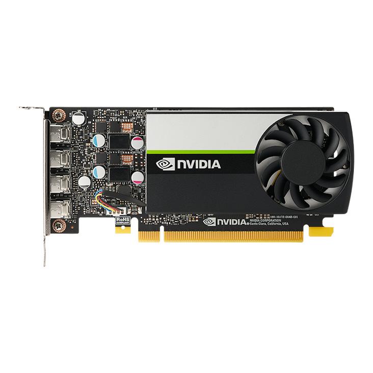 HP NVIDIA T600 4GB GDDR6 4mDP GFX - 340K9AA