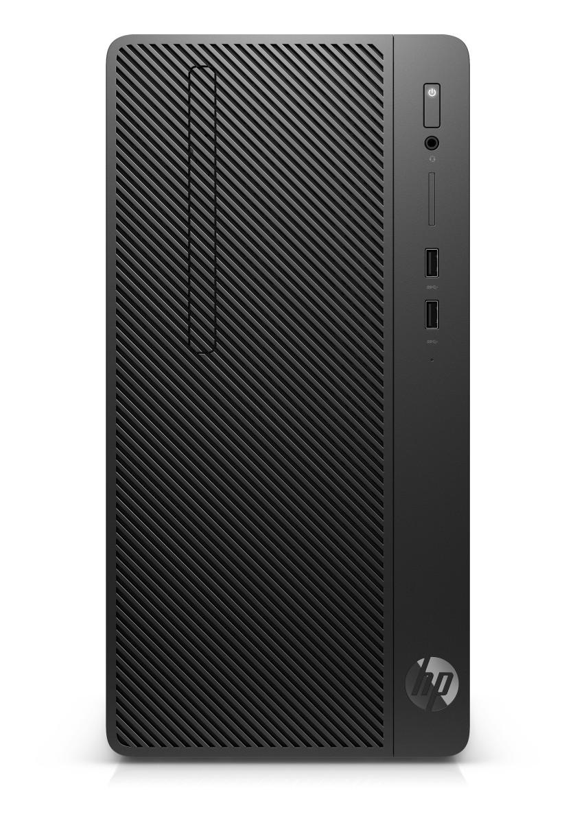 HP 285 G3 MT R5-A2400/5GB/500GB/DVD/W10P