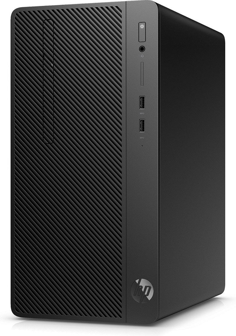HP 290 G2 MT i3-8100/4GB/500GB/DVD/W10P