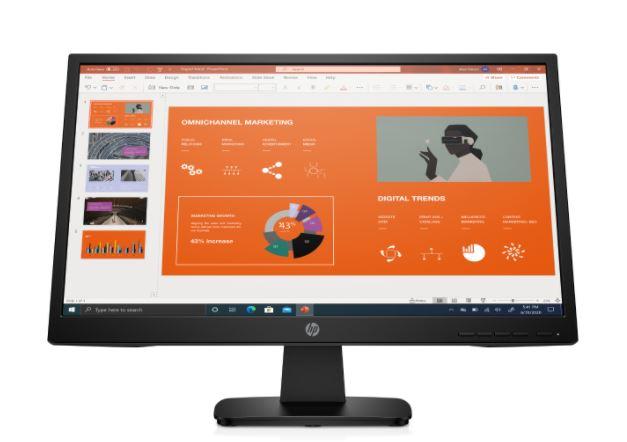 HP P22va 21,5'' FHD/250/3000:1/VGA/HDMI/8ms - 453D2AA#ABB