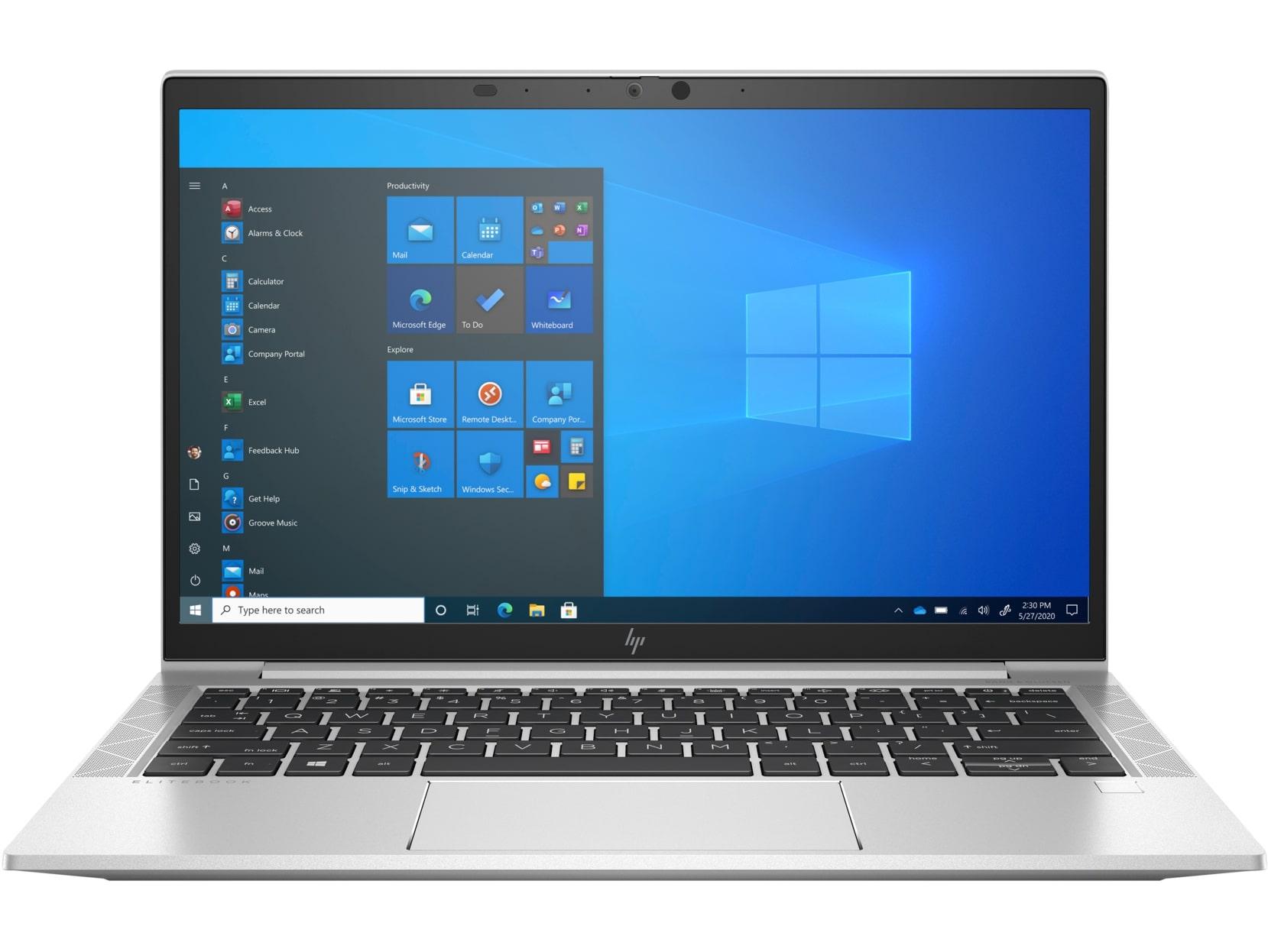 HP EliteBook 835 G8 13,3''R5-5650U/8GB/512GB/W10P - 48R70EA#BCM