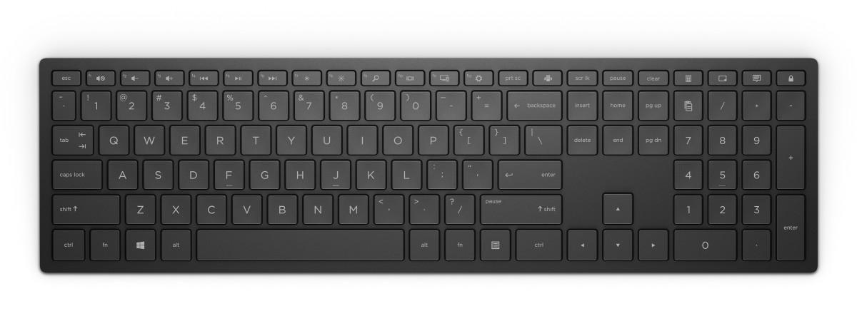HP Pavilion Wireless Keyboard 600 CZ