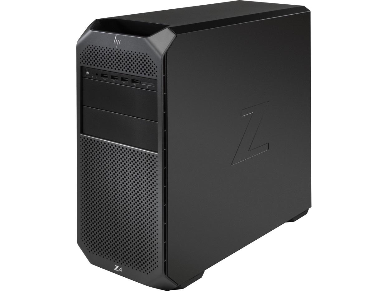 HP Z4 G4 Workstation TWR Intel Xeon W2245/32GB RAMecc/1TB M.2/noVGA/noDVD/W10P/3NBD - 4F7L0EA#BCM