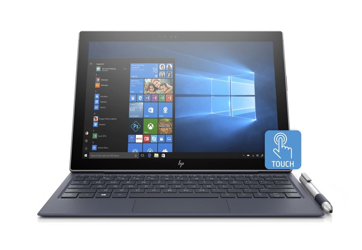 HP Envy 12-g003nc x1212 i5-7Y54/8GB/256SSD/2Rservis/W10-silver