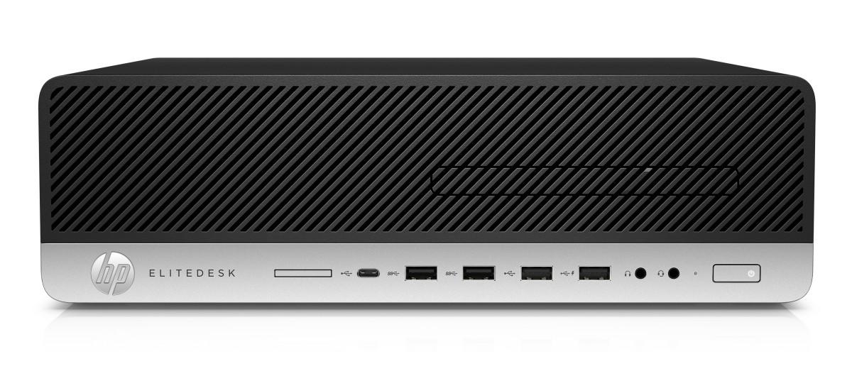 HP EliteDesk 800 G4 SFF i5-8500/8GB/1TB/DVD/W10P