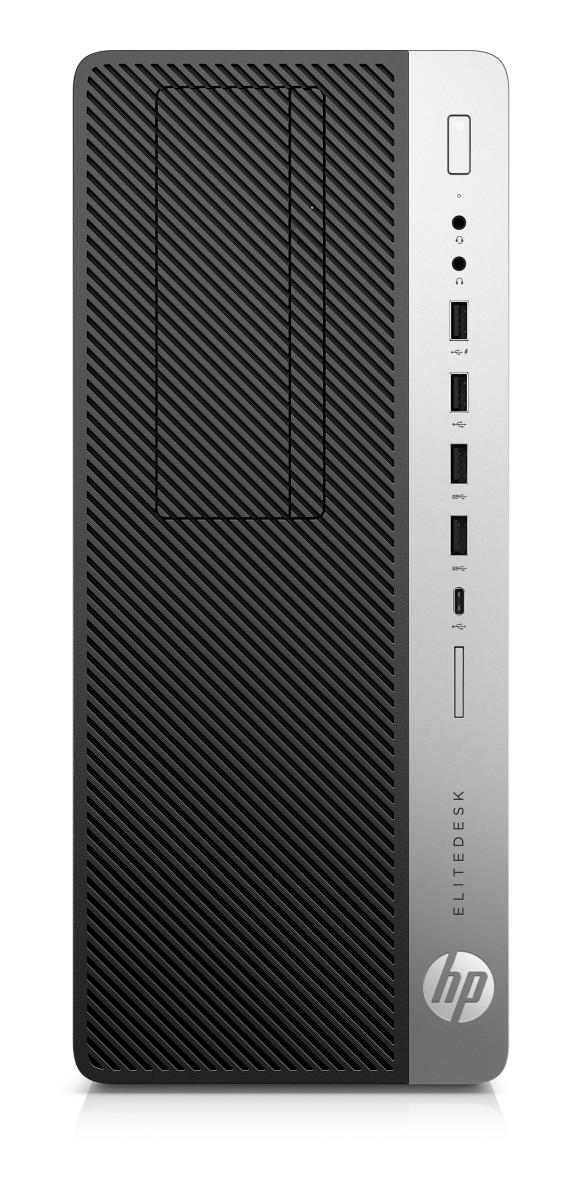 HP EliteDesk 800G4 TWR i7-8700/16/512/DVD/NV GTX1060/W10P
