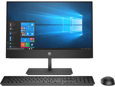 HP ProOne 600 G4 21.5 T i3-8100/4G/500G/DVD/W10P