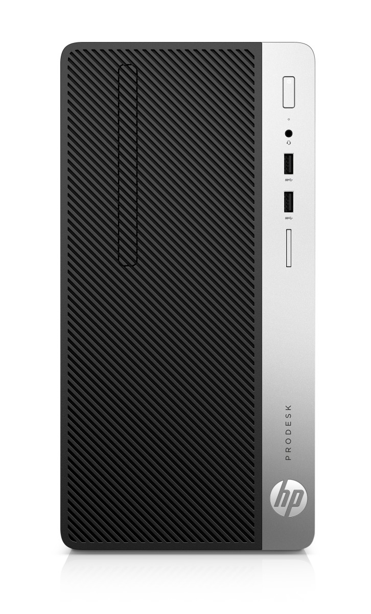 HP ProDesk 400G5 MT i3-8100/8G/256SSD/DVD/W10P