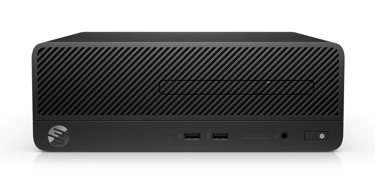HP 290 G1 SFF G5400/4GB/500GB/DVD/DOS
