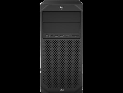 HP Z2 G4 T i7-8700K/16GB/512SSD/NV QP2000/DVD/W10P