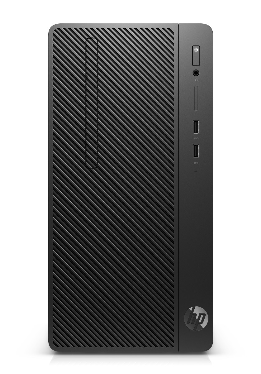 HP 290 G2 MT i3-8100/4GB/128SSD/DVD/FDOS